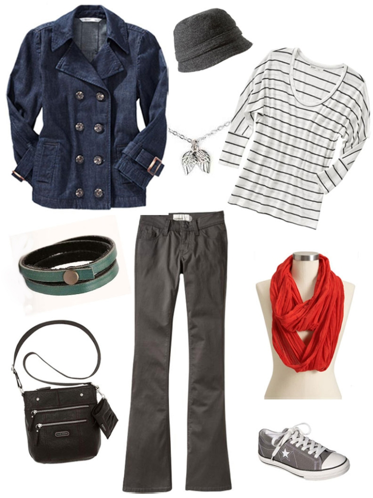 What to Wear: Kid's Outdoor Sports Event (Autumn)