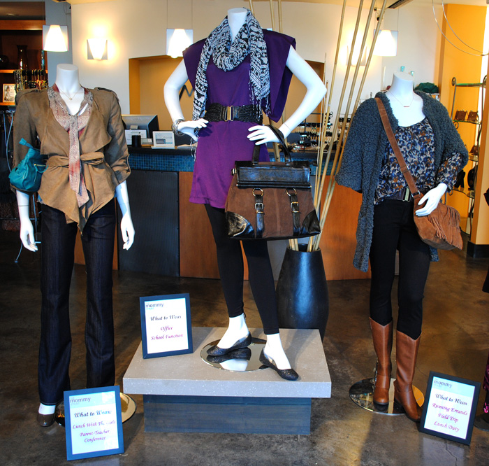 Outfit Ideas From The Mommy Stylist Event