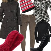 What to Wear: To the Rink (or Anytime You Want to Look Hot in the Cold)