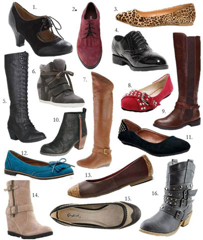 fall shoes, fall trends, affordable shoes, affordable fashion, budget shopping, budget style, inexpensive fashion, mom stylist, mommy stylist, mom's stylist, mom fashion