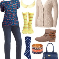 Ask The Mommy Stylist: Mixing Color and Pattern