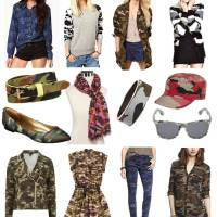 Fall Trends for Moms: Camouflage