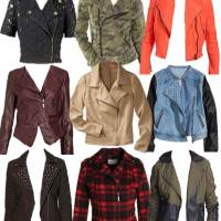 Fall Trends You Can Actually Wear: Moto Jackets
