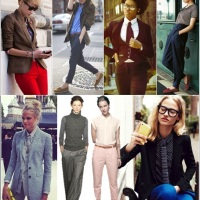 Fall Trends For Moms: Menswear For Women