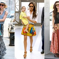 TMS Replay: How To Wear Full Skirts