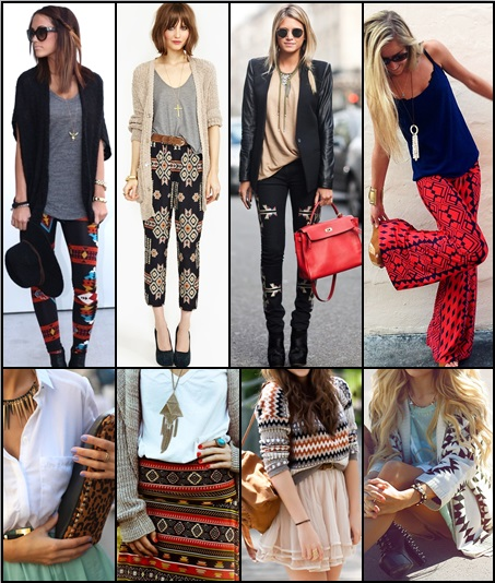 Spring, 2014, trend, tribal, navajo, boho, bohemian, chic, mom, the mommy stylist, pattern, playful, colorful, exciting, confident
