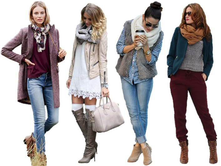 Stylist's Secret: Casual Fall Layers l WWW.MOMMYSTYLIST.COM